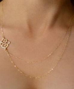Collier créateur cadeau femme