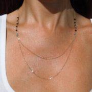 Idée cadeau collier femme