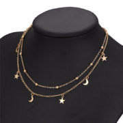 Collier étoiles 2