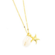 Collier fin or