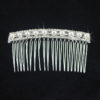 Peigne de mariée - perles