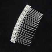 Peigne de mariée – perles (2)