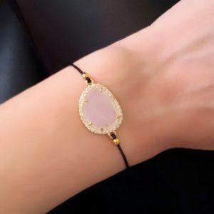 Bracelets femmes cordon coton