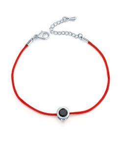bracelet cordon strass