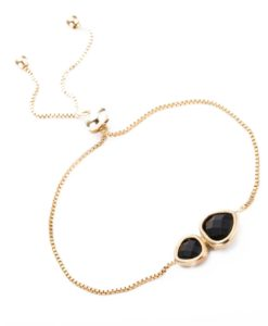 bracelet or femme