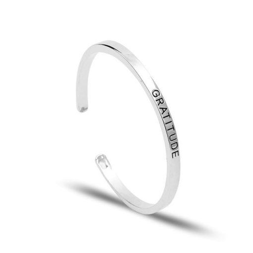 Bracelet à message