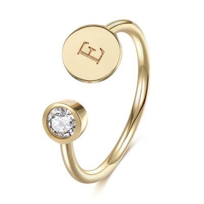 acheter populaire 7a8d5 d48ed Bague personnalisable - BIJOUX FANTAISIE- Chloe Bijoux Boutique
