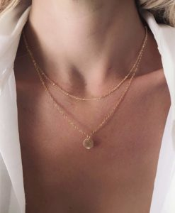 collier cadeau femme - originale