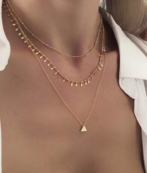 collier cadeau femme- tendance 2019