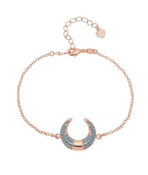 Bracelet createur corne