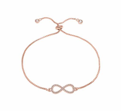 Bracelet createur infini