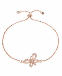 Bracelet createur papillon
