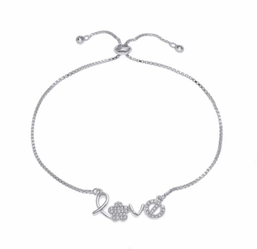 Bracelet fantaisie love