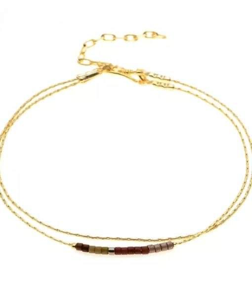 Bracelet tendance hiver