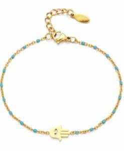 bracelet hamsa or