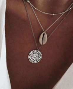 Collier tendance printemps ete