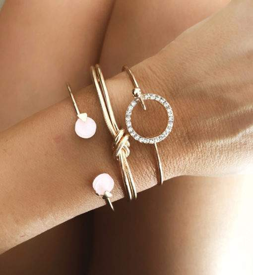Bracelets jonc tendance 2019