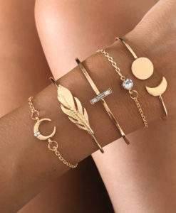 Cadeau femme tendance 2019 - Bracelets mode