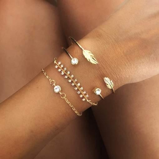 Idee cadeau femme- Bracelets tendance