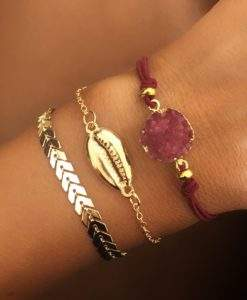 Trio de Bracelets tendance 2019