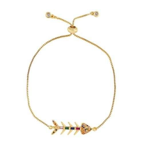 Bracelet cadeau femme- strass