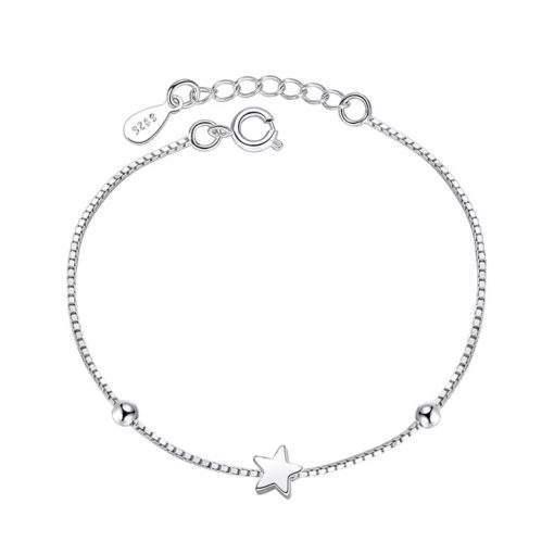 Bracelet minimaliste argent 925
